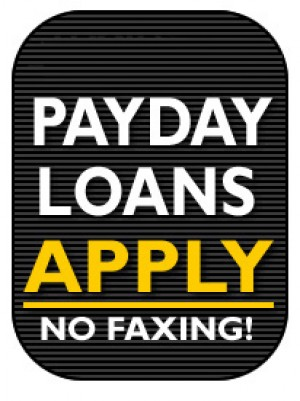 Apply for a payday loan online